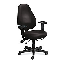 Fabric Ultimate High Back Ergonomic Chair, CH00580