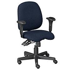 Cameron Fabric Mid-Back Ergonomic Chair, CH50376