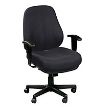 Eurotech Fabric Heavy Duty 24 Hour Ergonomic Chair, CH03965