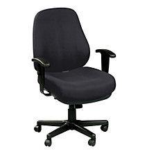 Eurotech Fabric Heavy Duty 24 Hour Ergonomic Chair, CH03965