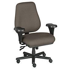 Bariatric Fabric Big and Tall Ergonomic Chair, CH03664