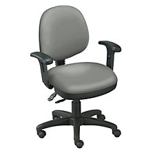 Workmate Low-Back Ergonomic Chair, CH01797