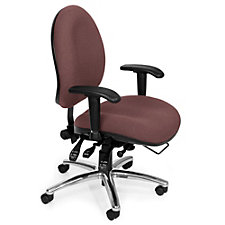 247 Series Fabric Heavy Duty 24 Hour Ergonomic Chair, CH03584