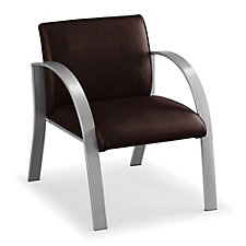 Fabric 400 lb Weight Capacity Guest Chair, CH04946