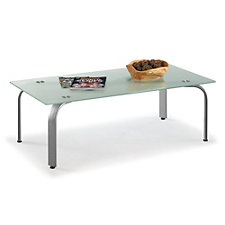 Modern Glass Top Coffee Table, CH50269