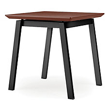 "Newport 20""W x 20""D Metal Frame End Table, CH51269"