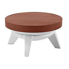 """Sway 27""""Dia Round Occasional Table, CH51621"""