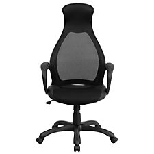 Southport Mesh Back Executive Chair with Headrest, CH51276