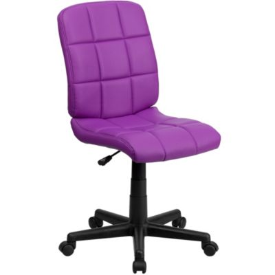 ... Cushion Task Chair Is A Clean And Simple Task Chair That Comes In A  Variety Of Bright Colors. Perfect For Use As A Home Office Or Dorm Room  Chair.