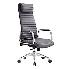 Mayer High Back Conference Chair With Padded Headrest, CH51743