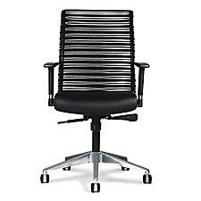 Zip Horizontal Mesh Back Computer Chair, CH50712