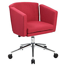 Metro Club Fabric Desk Chair, CH51611