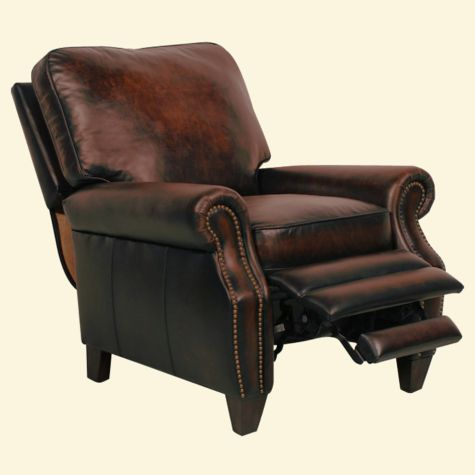 Briarwood Ii Leather Recliner By Barcalounger