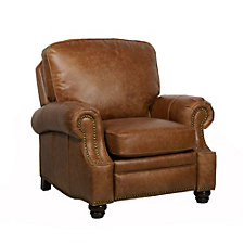 Longhorn II Leather Recliner from Barcalounger, CH50052