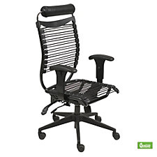 Seatflex Bungee Executive Chair with Headrest, CH50721