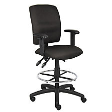 Multi-Function Drafting Stool with Adjustable Arms, CH04826