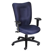 Lapidus Fabric High Back Ergonomic Chair, CH00140