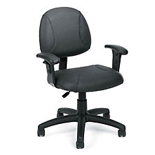 Sawyer Bonded Leather Task Chair, CH00144