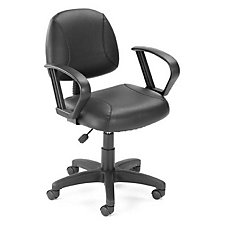 Sawyer Bonded Leather Task Chair, CH00145