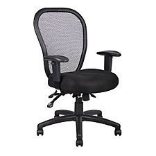 Hydra Mesh and Fabric High Back Ergonomic Chair, CH03209