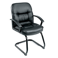 Burke Genuine Leather Guest Chair, CH00168