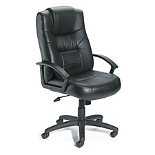 Austen Bonded Leather High Back Managers Chair, CH00176