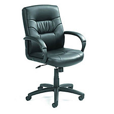 Austen Bonded Leather Mid-Back Executive Chair, CH00178