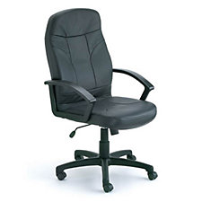 Phillips Bonded Leather High-Back Executive Chair, CH00195