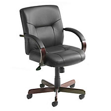 Dawson Leather Desk Chair, CH00210