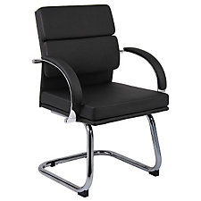 Chrome Frame Guest Chair, CH04834