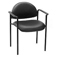 Vinyl Guest Chair, CH02619