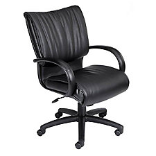 Pace Bonded Leather Desk Chair, CH00243