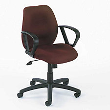 Locke Fabric Mid-Back Ergonomic Chair, CH00137