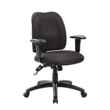 Stanton Multi-Function Task Chair with Adjustable Arms, CH51223