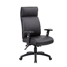 Peck High Back Task Chair with Built In Headrest, CH51225