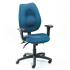 Fabric High Back Multi-tilting Ergonomic Chair, CH00135