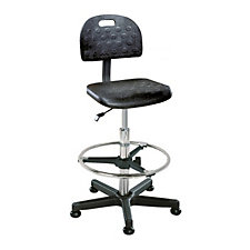 Polyurethane Drafting Chair, CH02054
