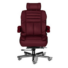 Pacifica Fabric 24/7 Big and Tall Chair with Headrest, CH50773