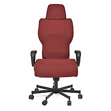 Fabric 24/7 Intensive Use Executive Chair, CH50566