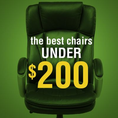 Top 5 Best Office Chairs Under $200