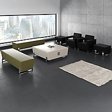 Axis Vinyl Seven Piece Lobby Set, CH51837