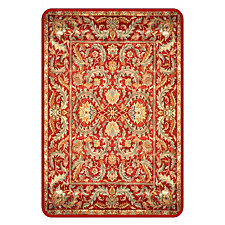 "Atrium Decorative Hard Floor Chairmat - 36""x 48"", CH04789"