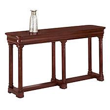 Rue De Lyon Traditional Style Hallway Table, CH50283