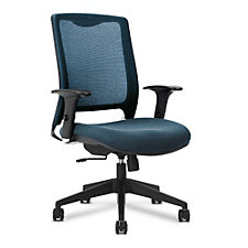 Fabric Knit Back Conference Chair, CH50601