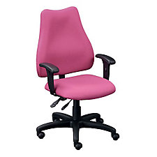 Fabric High Back Ergonomic Chair, CH02825