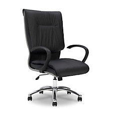 Saddle Leather Conference Chair, CH50819