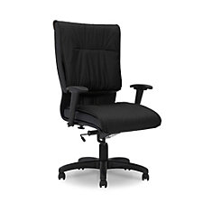 Saddle Leather High Back Executive Chair, CH50820