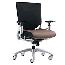 Ride Mesh and Fabric High Back Ergonomic Chair, CH02672
