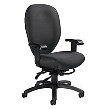 Mallorca Fabric High Back Ergonomic Chair, CH03757