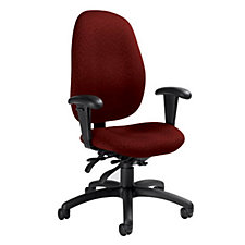 Malaga Fabric High Back Ergonomic Chair, CH02847